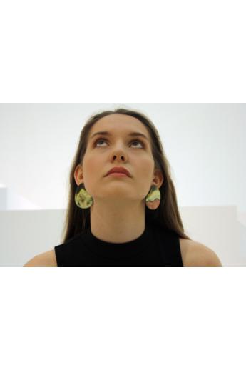 Héria Enamel: Stone Mind fülbevaló n10