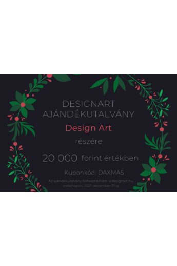 Ajándékutalvány / Digitális / 20.000 forint