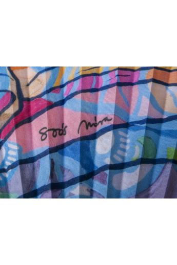 Artfans: Álmodó - művészi legyező