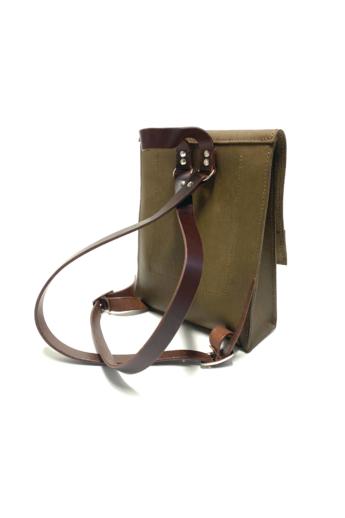 Bőrke: Aldo  - bőr hátizsák