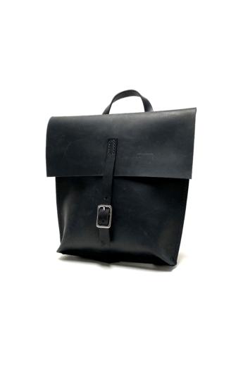 Bőrke: Mia  - bőr hátizsák