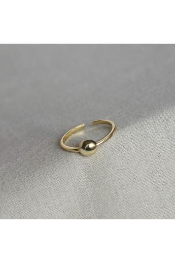 Babushka: Dot gyűrű / aranyozott