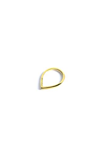 Babushka: Stilla gyűrű / aranyozott