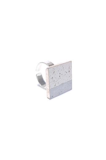 Bibeton: Gyűrű / szürke