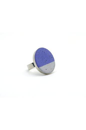Bibeton: Gyűrű / lila