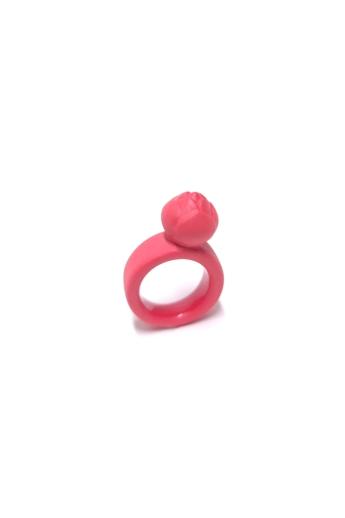 Botos Balázs: Bud Ring Magenta gyűrű
