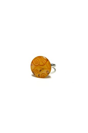 """COTA: Kis """"Klimt"""" gyűrű"""