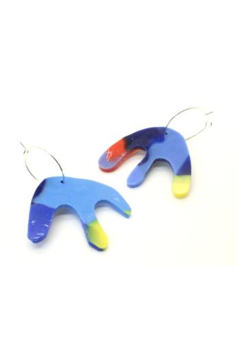 Borbala Design: Kicsi fülbevaló n1