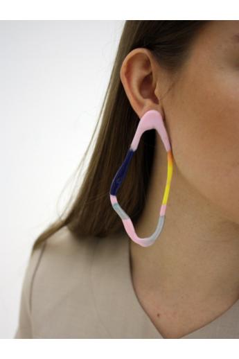 Borbala Design: Nagy fülbevaló n1