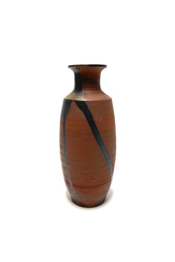 Godzsák Dávid: Olpe kerámia váza n1 / magasság 28 cm