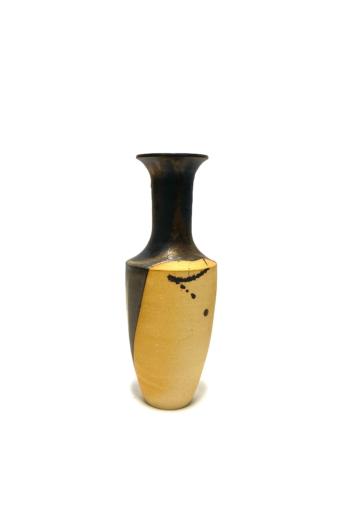 Godzsák Dávid: Olpe kerámia váza n2 / magasság 26 cm