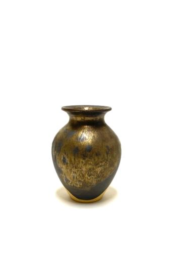 Godzsák Dávid: Olpe kerámia váza n4 / magasság 15cm