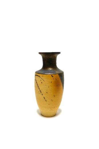 Godzsák Dávid: Olpe kerámia váza n5 / magasság 21 cm