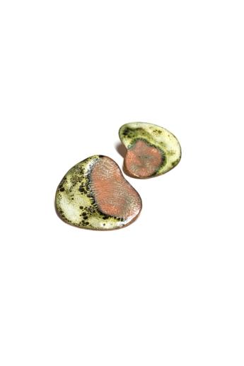 Héria Enamel: Stone Mind fülbevaló n11