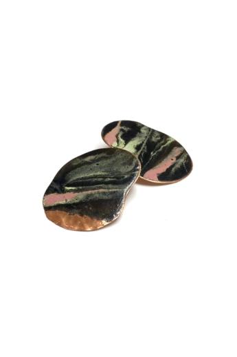 Héria Enamel: Stone Mind fülbevaló n7