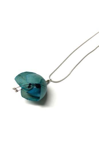 Király Fanni: Kék boglárka nyakék