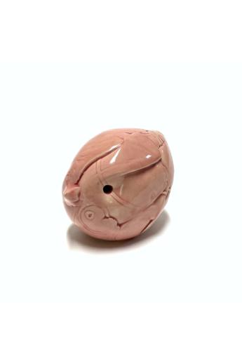 Kiss Gabi: Terrakotta madár - kerámia dísztárgy