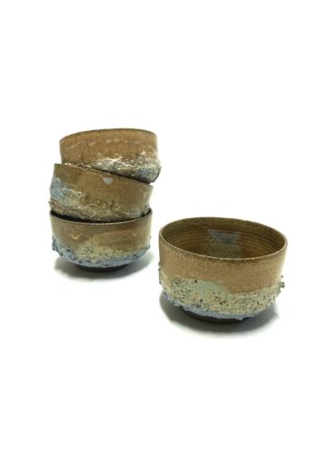 Ksenia Wallenstein: Sands and stones kávéskészlet / magasság 7cm, ø 9cm