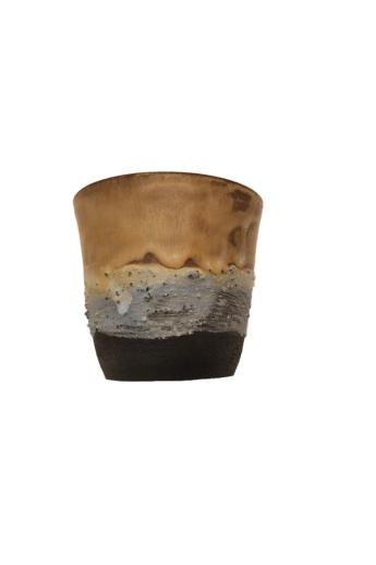 Ksenia Wallenstein: Sands and stones kávés bögre