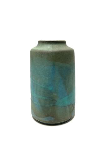 Márta Nóra: Manó váza n1 / magasság 16cm, ø 8cm