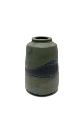 Márta Nóra: Manó váza n2 / magasság 16cm, ø 8cm