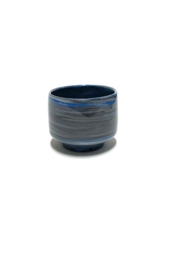 Márta Nóra: Porcelán kávéscsésze n3 / magasság 6cm, ø 6cm