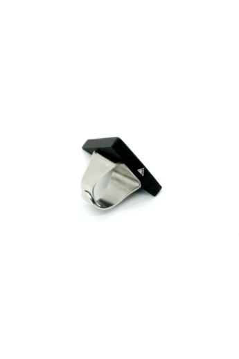 MIKO: Weiko No. 3 fekete gyűrű