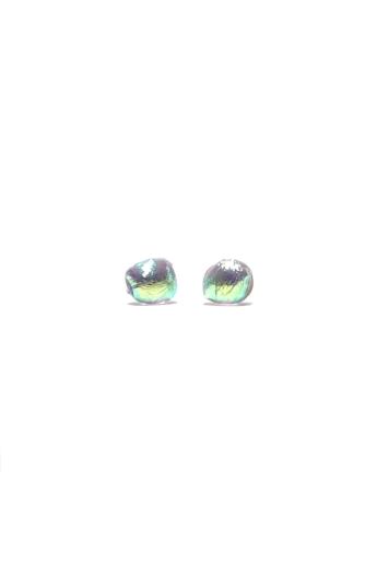 Molnár Zsuzsa Lili: Irizáló kicsi fülbevaló n6