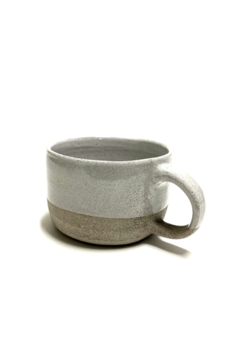 Pastel Ceramics:  Világos teás bögre n2 / magasság 7cm, ø 10cm