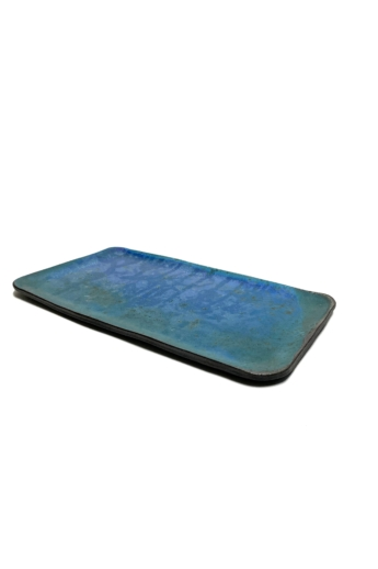 Pastel Ceramics:  Kék tálca / 25x14cm