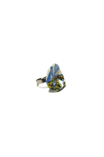 Pebble: Kerámia gyűrű N.4