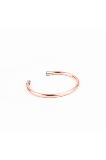 Personal Perception: Pretz Copper réz karkötő / Közepes méret, Vékony 3mm