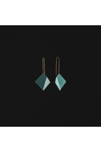 Personal Perception: Haga Turquoise Small