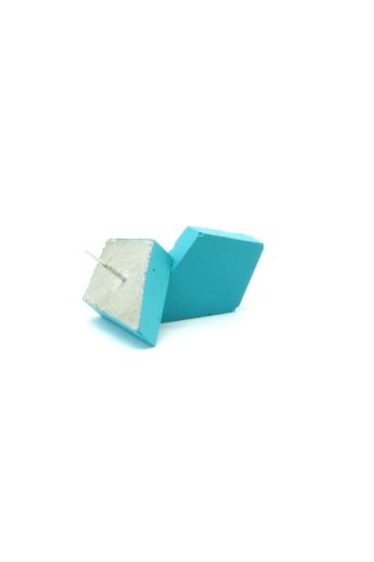 Rebelle: Deltoid beton fülbevaló