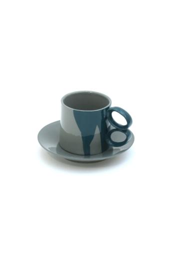 Rejka Erika: Eliptic kávésszett N2