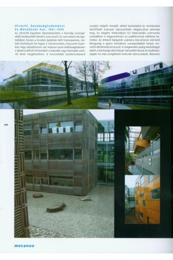 Vukoszávlyev Zorán: Kortárs holland építészet