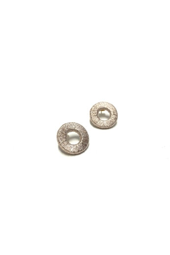 TIA Design: Kör fülbevaló - arany