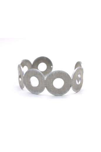 Zemse: Alumínium karkötő N3