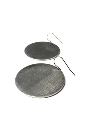 Zemse: Alumínium fülbevaló N1