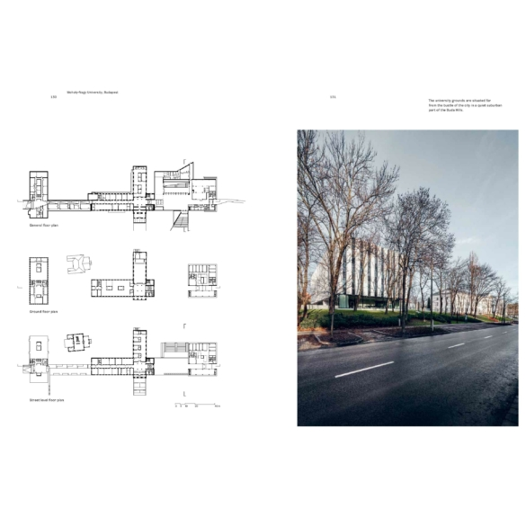 Spaces of Intensity - 3h Architects