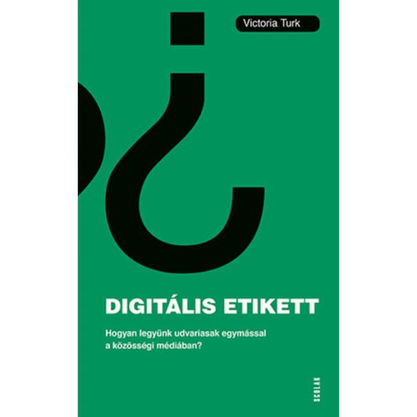 Digitális etikett