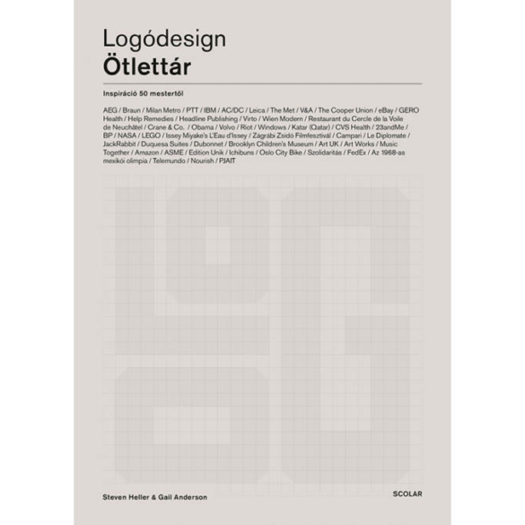 Logódesign – Ötlettár – Inspiráció 50 mestertől