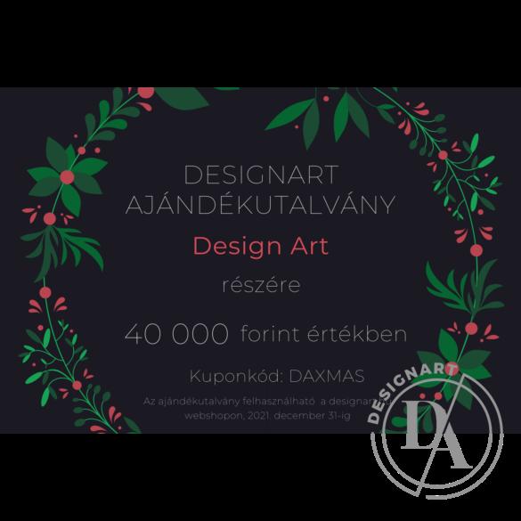 Ajándékutalvány / Digitális / 40.000 forint