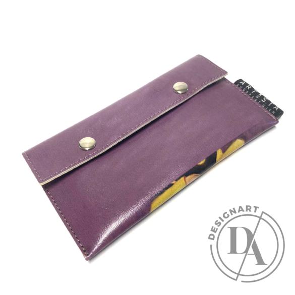 Artista: Vékony pénztárca / Nő nyullal