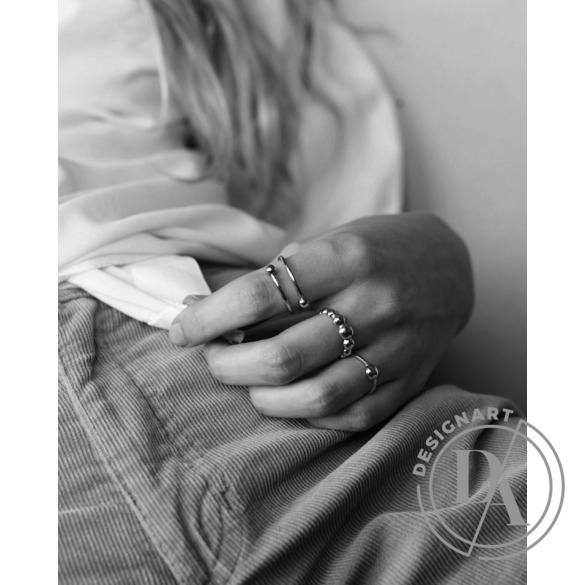 Babushka: Dot ezüst gyűrű