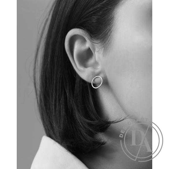 Babushka: Babushka fülbevaló / aranyozott