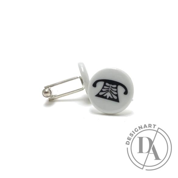 Boldizsár Zsuzsa:  Porcelán mandzsetta n5
