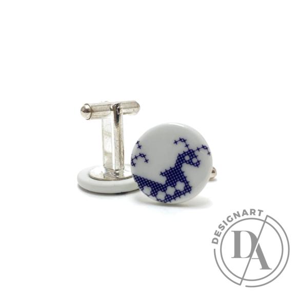 Boldizsár Zsuzsa:  Porcelán mandzsetta n6