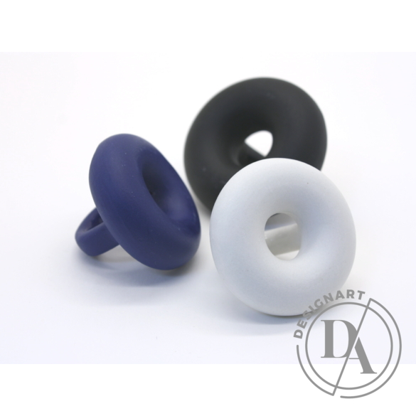 Botos Balázs: Donout Ring Blue