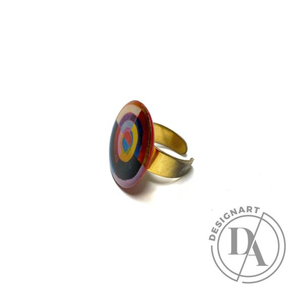 "COTA: ""Delaunay"" gyűrű"